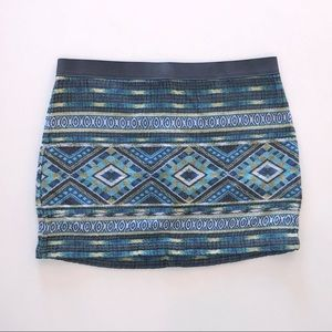 American Eagle Outfitters Woven Mini Skirt 10